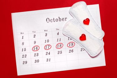 生理の量や日数が減ってくると妊娠に影響がある?