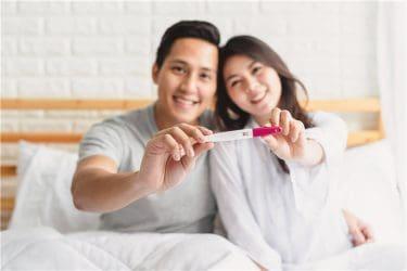 妊娠検査薬、いつから陽性になりますか?